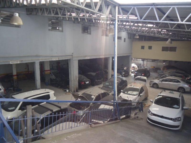 Oficina para Recuperação de Riscos em Carros em Engenheiro Goulart - Recuperação de Veículos
