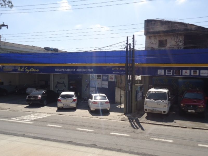 Recuperação de Automóveis Preço em São Miguel Paulista - Recuperação de Carros