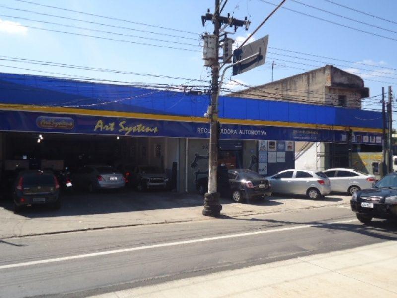 Recuperadora Automotiva no Jardim Santa Maria - Recuperadora de Veículos
