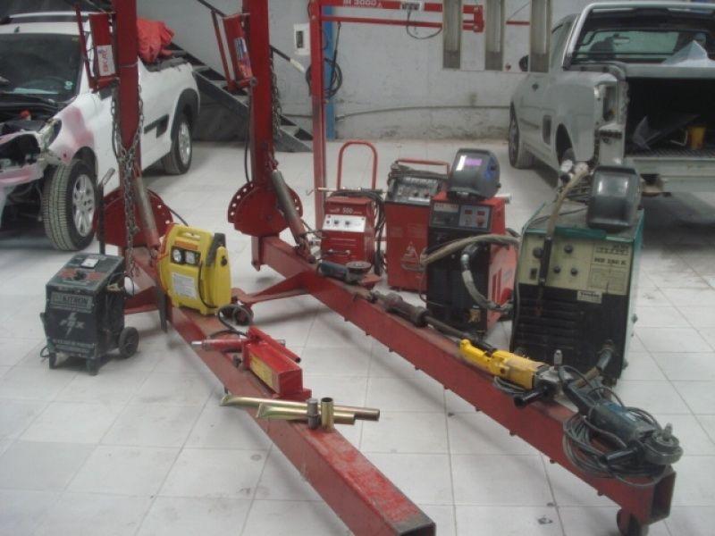 Serviço de Reparação de Pintura Automotiva em São Mateus - Reparação Automotiva