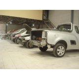 oficina de reparação de automóveis em Água Rasa