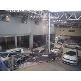 oficina para recuperação de riscos em carros na Ponte Rasa