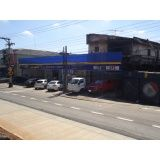 oficina para reparação de riscos em carros em José Bonifácio