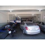 oficina para higienização de carros de enchente