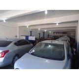 serviço de higienização interna de automóveis no Parque do Carmo